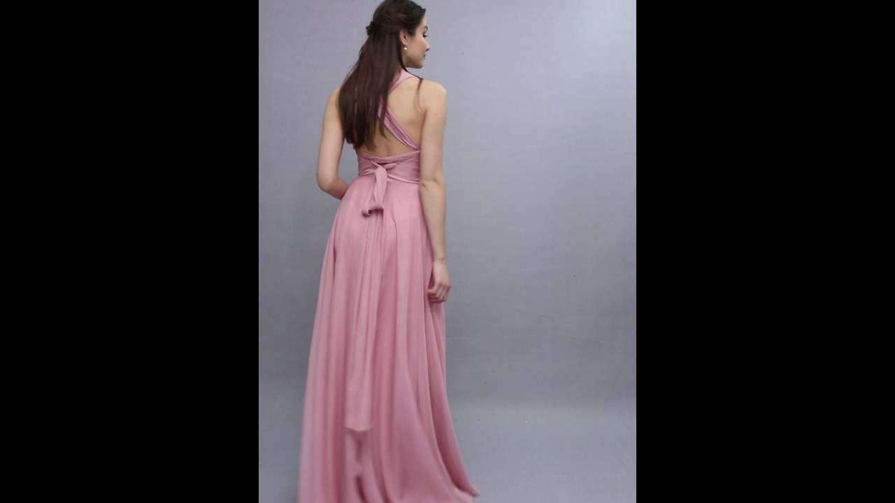 Rouge Bridesmaid Dresses