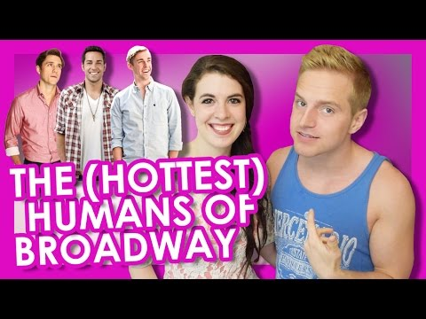 The (Hottest) Humans of Broadway | TYLER MOUNT