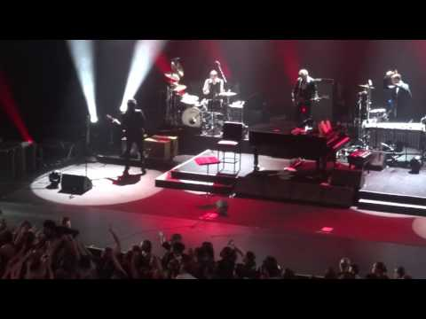 Nick Cave live in Chicago at Auditorium Theatre - Red Right Hand