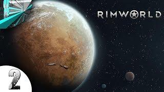 Live Stream (Rimworld - 2)