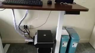 Autonomous AI Desk (Quick Review)