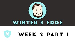 DND 5E - Winter's Edge - Episode 2, Part 1 - Do You Want To Build A Kingdom?