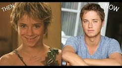 THEN AND NOW - Peter Pan Cast 2020