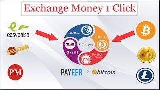 How to Exchange Any Currency,s Online Within 5 Minutes | Instant Exchange | Urdu-Hindi