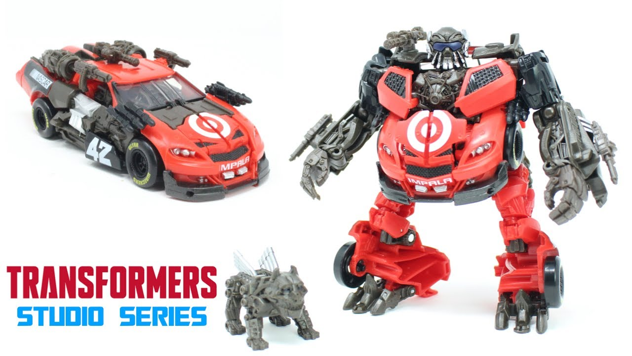 Transformers Studio Series Deluxe Class Leadfoot In-Hand Review by PrimeVsPrime