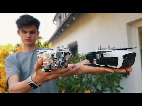 Welche Drohne ist besser? DJI Mavic Pro VS. DJI Mavic Air | Oskar