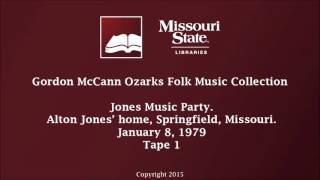 McCann: Jones Music Party, January 8, 1979