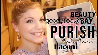 XXL BEAUTY HAUL - purish   TamTam Beauty   Beautybay   flaconi   Goodydoo - Neuheiten & Schnäppchen