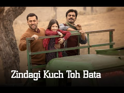 Zindagi Kuch Toh Bata (Reprise)' VIDEO Song |...