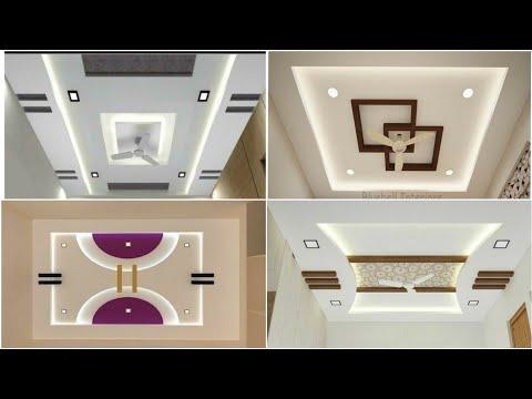 Top 100 false ceiling designs for living room   POP design ...