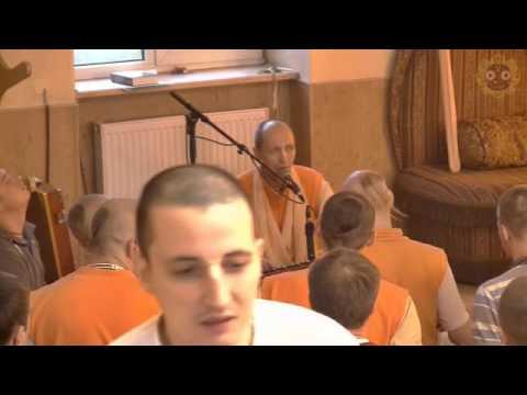 Бхагавад Гита 9.27 - Бхакти Ананта Кришна Госвами