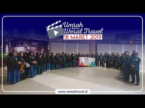 Umroh Februari 2020 bersama MALIKA Trv dengan KH Abdul Aziz,Lc.