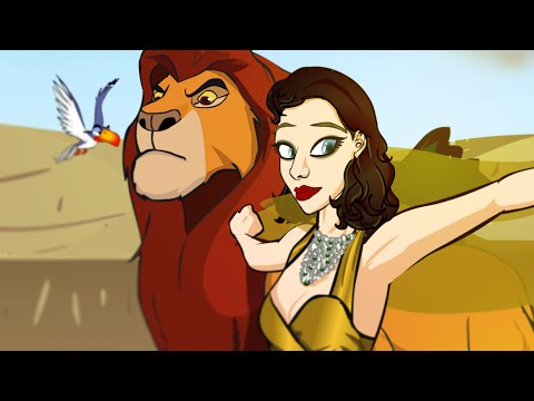 Taylor Swift  Wildest Dreams CARTOON PARODY