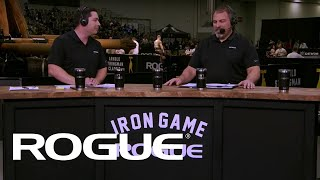 Rogue Iron Game - Live from The Arnold Strongman Classic 2020 - Day 1