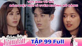 Muôn Kiểu Làm Dâu - Tập 99 Full | Phim Mẹ chồng nàng dâu -  Phim Việt Nam Mới Nhất 2020 - Phim HTV