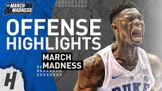 Zion Williamson DOMINANT Offense \u0026 Defense Highlights from 2019 NCAA March Madness! Ready for NBA!