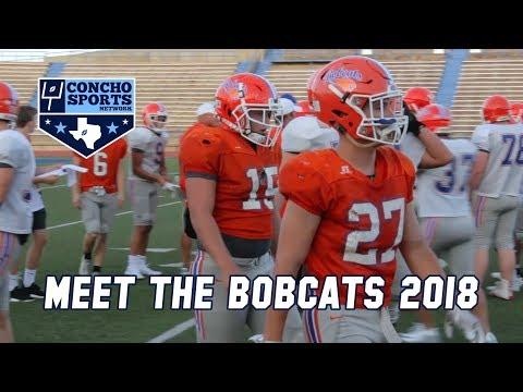 HIGHLIGHTS - Meet the Bobcats 2018 - San Angelo Central