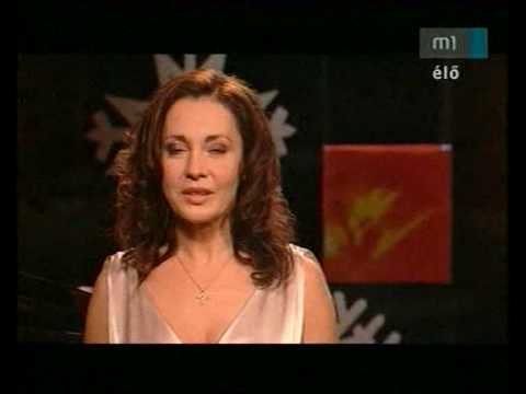 """Andrea Rost -  """"Si, mi chiamano Mimi""""  Puccini: La Bohème"""