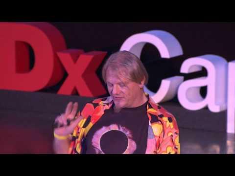 Chasing the Shadow | Marek Dziembowski | TEDxCapeTown