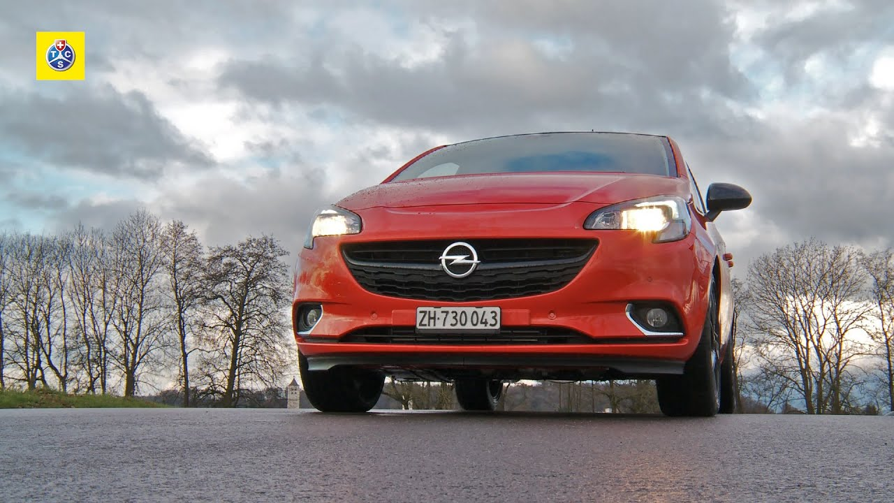 Opel Corsa 1 0 Turbo Test De Voiture