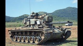 Хроника войны: Танки Вьетнамской войны. Часть 2