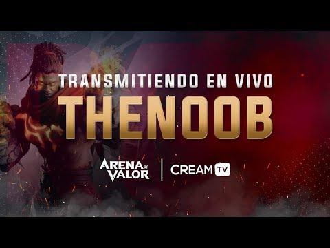De TheNoob a TheGod ¡Road to conqueror! - Arena of valor