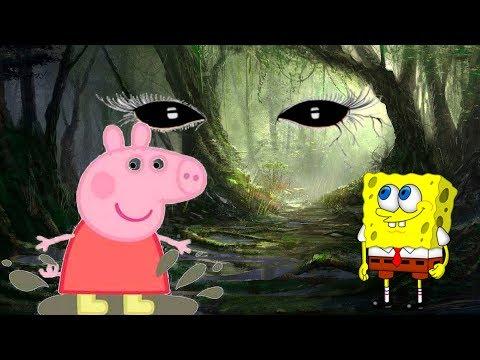 Свинка Пеппа УЖАСТИКИ! ЗОМБИ Худу 2 серия Мультик Новая Серия ЗОМБИ АПОКАЛИПСИС страшилки