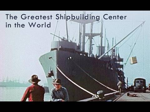 """""""Saving the Bay - The Greatest Shipbuilding Center in the World"""""""