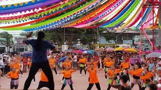 on the spot zumba competition #champion in limay bataan