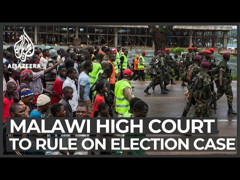 Malawi's disputed election: Court to rule on 2019 results