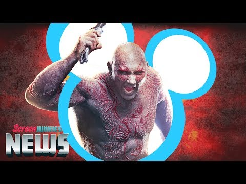 Dave Bautista Threatens To Leave Guardians 3