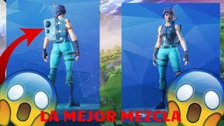 LAS 5 MEJORES COMBINACIONES DE SKINS en FORTNITE! | THE 5 BEST SKINS COMBINATIONS in FORTNITE!