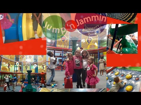 Indoor Playground Jump 'n Jammin, Play Plus Tour