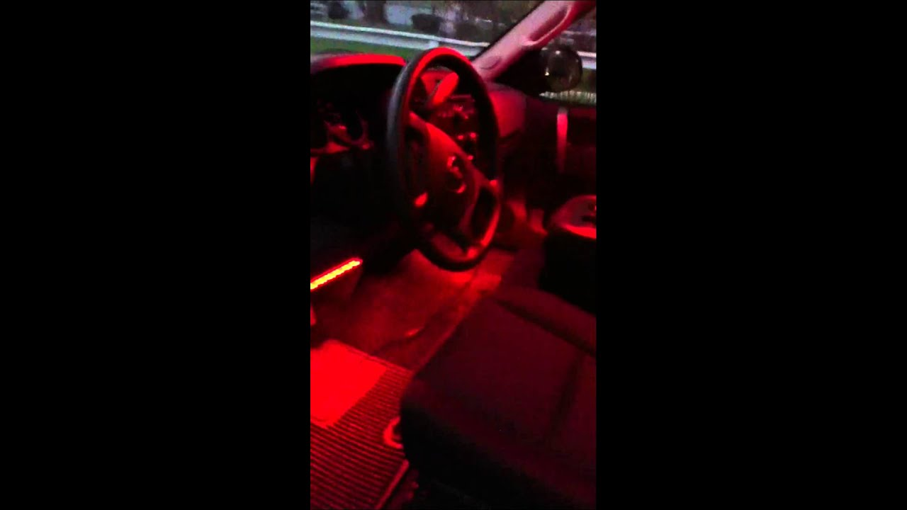 Interior Lights 2011 Silverado   YouTube