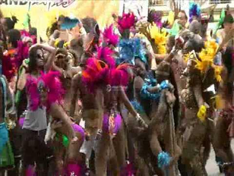 Trinidad Carnival 2012 - Island People Mas
