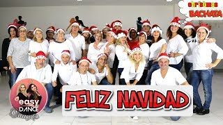 Feliz Navidad (Christmas Special)- BACHATA - Dance line - Easydance Coreografia - Balli Gruppo