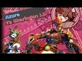 Monster Hunter - Azure vs Sharingan LS