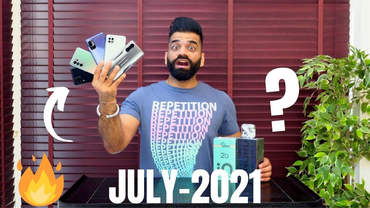 TG Smartphone Round-up | Seedhi Baat | July 2021🔥🔥🔥