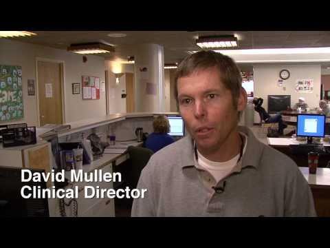 Nebraska Region 6 Clinical Director David Mullen & Client Kelley
