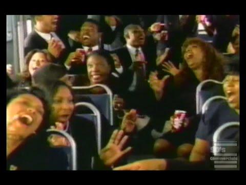 Dr Pepper Musical Commercial 1996