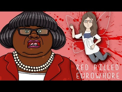 Red Pilled Eurowhore