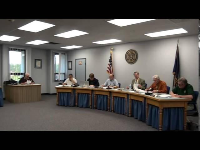 Board Meeting June 2, 2014
