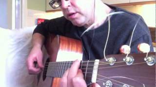 Freddie Get The Phone Rag (Original) ragtime guitar