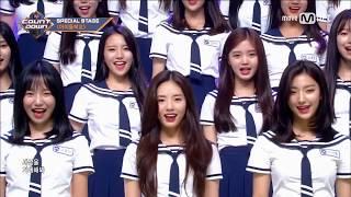[繁中字HD] 偶像學校Idol School(아이돌학교) - Pretty(因為漂亮/예쁘니까) 170713 Special Stage