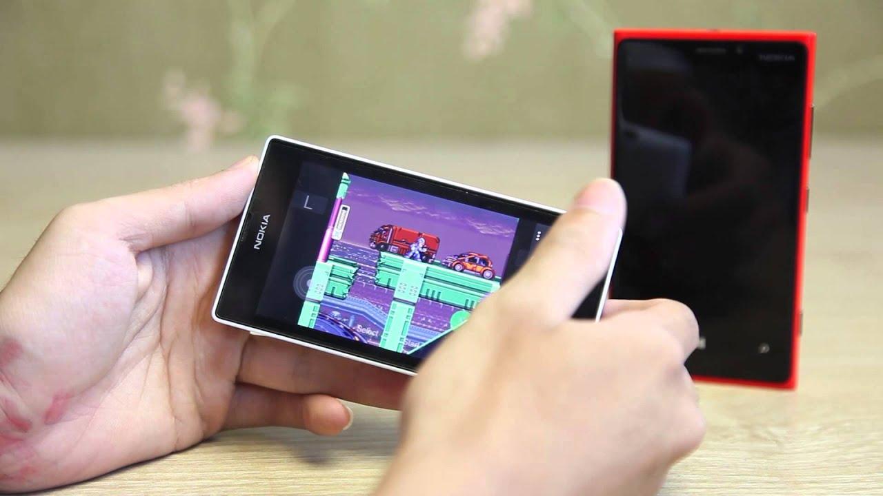 Trình giả lập Snes8x cho Windows Phone 8 – CellphoneS