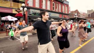 official ottawa greek festival greekfest flash mob