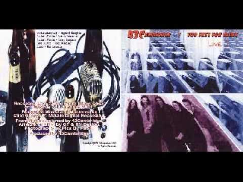 43 Cambridge - Too Fast For Blues - 2001 - Phred - MACHALIOTIS DIMITRIS