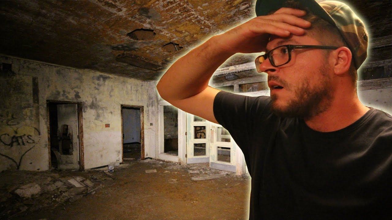 NEGATIVE ENERGY IN THIS HAUNTED ASYLUM MADE ME PHYSICALLY ILL | DOREA MENTAL INSTITUTE