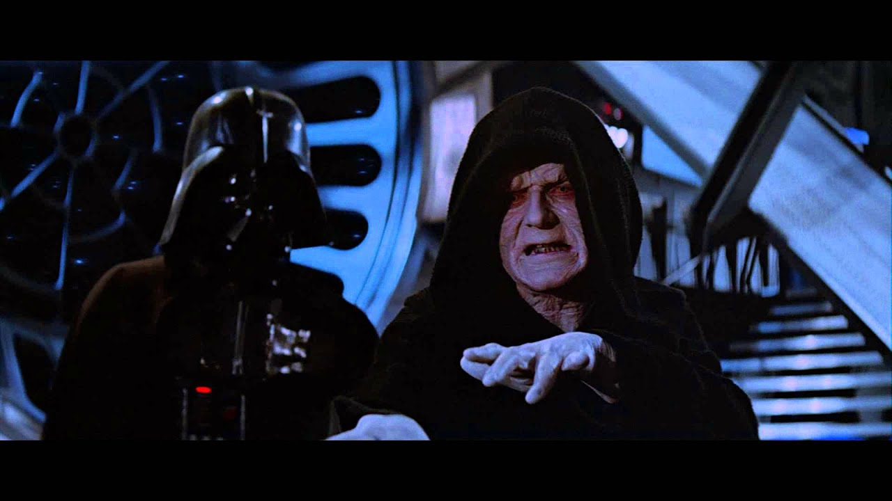 Star Wars Episode VI - The Emperor's Death - 1080p HD