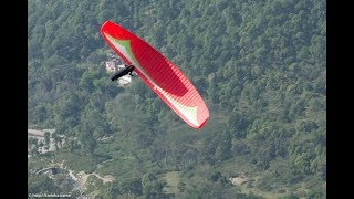 Падения на параплане (Paragliding craSH)